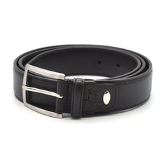 Dorper Lamb Leather Belt - Cognac