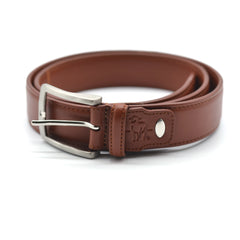 Dorper Lamb Leather Belt - Tan