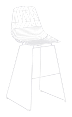 Harland Outdoor Bar Chair (Set of 2)