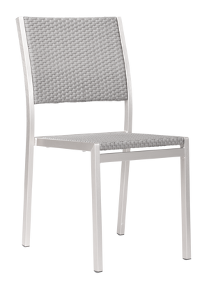 Lowell Outdoor  Dining Chair (Set of 2)