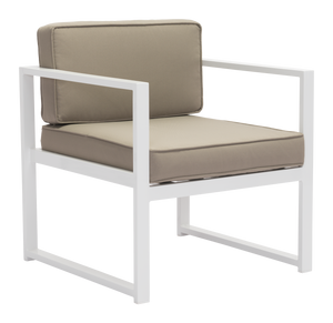 Fort Outdoor Accent Chair (Set of 2)