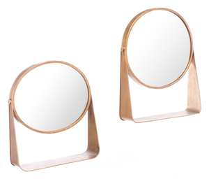 Set of 2 Table Mirror
