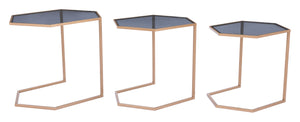 Geo Set of 3 Nesting Tables