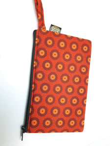 Shweshwe Make Up Bag