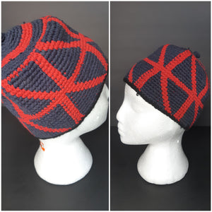 Bamileke Tapestry Men Hat