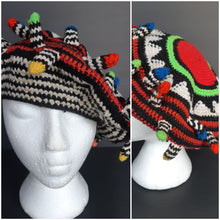 Load image into Gallery viewer, Bamileke Traditional Mekan Hat