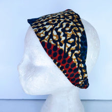 Load image into Gallery viewer, African Print Ankara Headband
