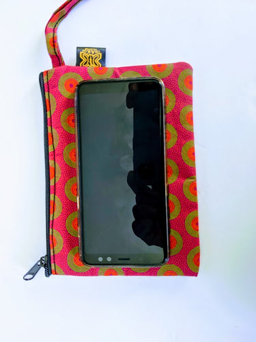 Shweshwe Cellphone Case