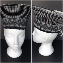 Load image into Gallery viewer, African Traditional Zulu Hat