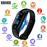 Bluetooth Smart Band Watch For Men & Women