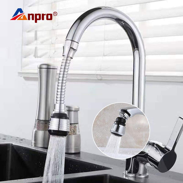 360 ° Kitchen Sink Aerator Faucet Sprayer