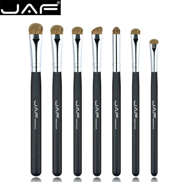 JAF Brand 7pcs Eyeshadow Brushes for Makeup
