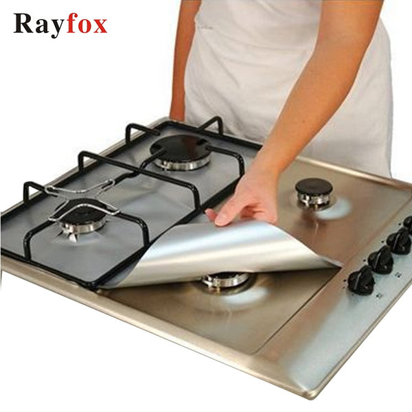 Gas Stove Protectors 1pc Reusable Gas Stove Burner Cover
