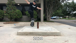 Dan MacFarlane Manual Tricks 1990 - 2020