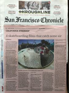 Houston skateboarding in San Francisco Chronicle Skate Films list!