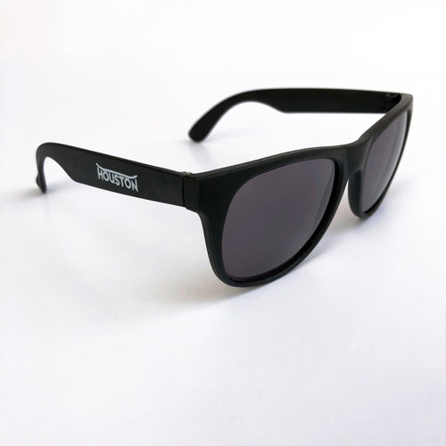 Black Houston Skateboards Sunglasses