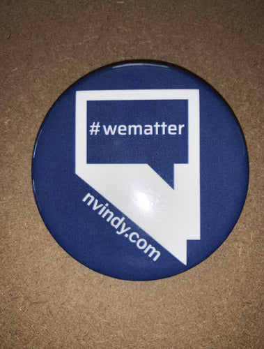 #WeMatter button