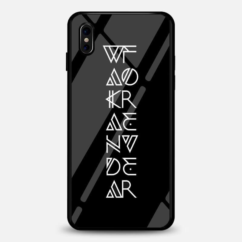 Blackpanther Black Panther A4 Supernova Fluorescent Iphone Case Bfcm Black Panther Featured Fluorescent Hotsale Phone-Case 2018 $19.99