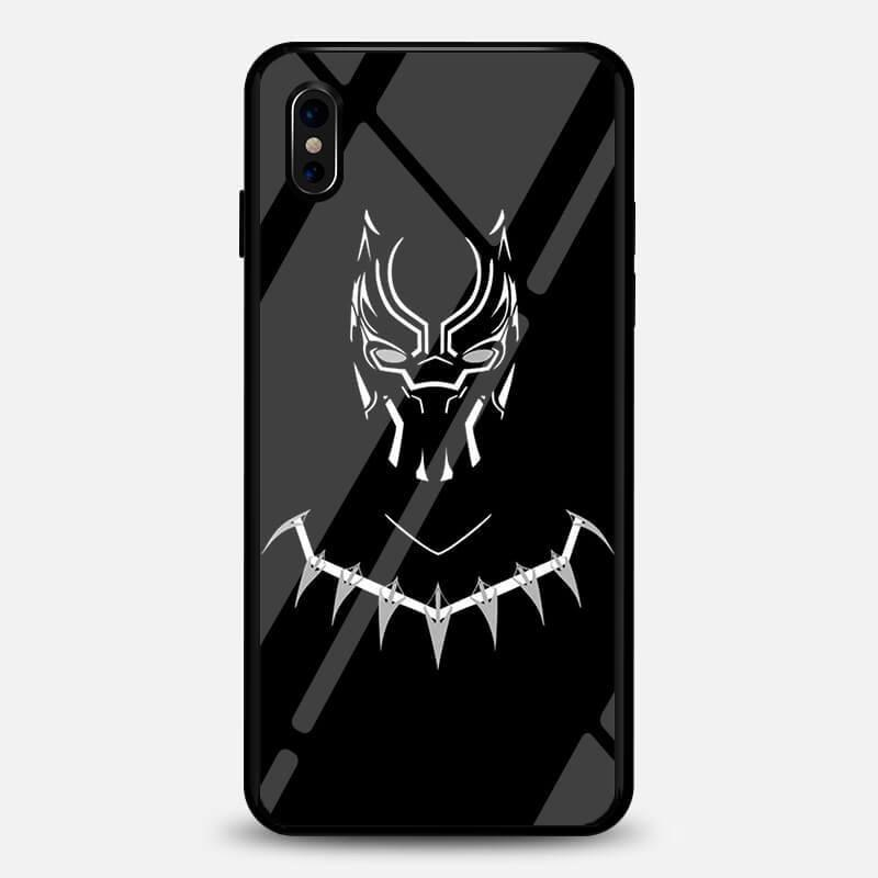 Blackpanther Black Panther A5 Supernova Fluorescent Iphone Case Bfcm Black Panther Featured Fluorescent Hotsale Phone-Case 2018 $19.99