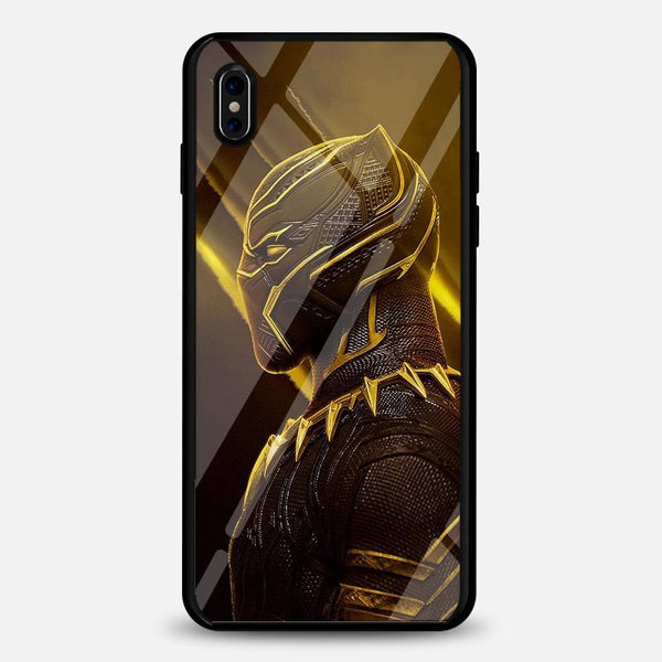 Blackpanther Black Panther A2 Supernova Fluorescent Iphone Case Bfcm Black Panther Fluorescent Hotsale Ip7G Phone-Case 2018 $19.99