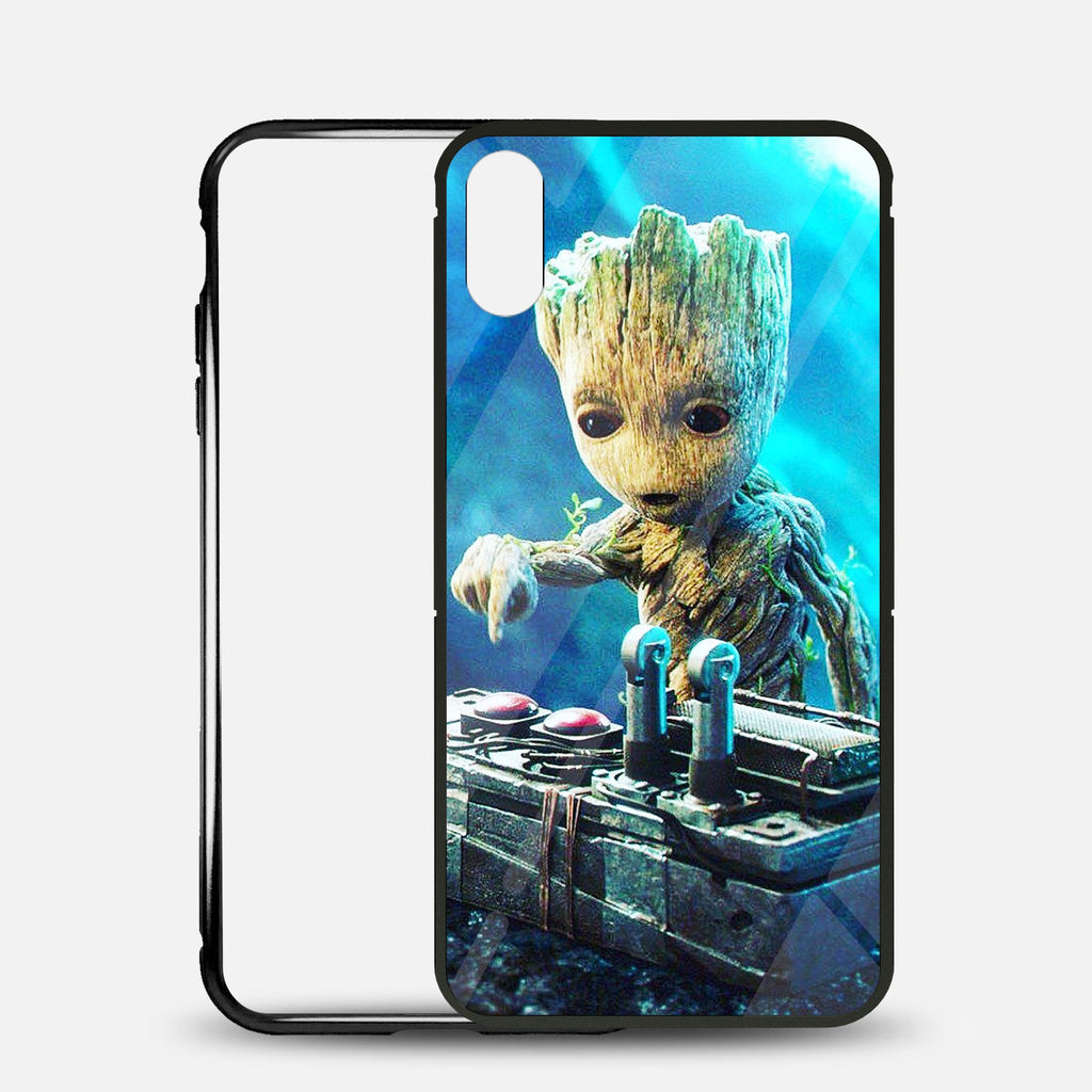 Groot A3 Magic Ring Frame+Backplate Kit