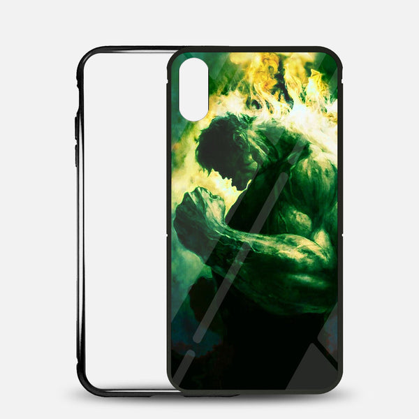 Hulk B2 Magic Ring Frame+Backplate Kit