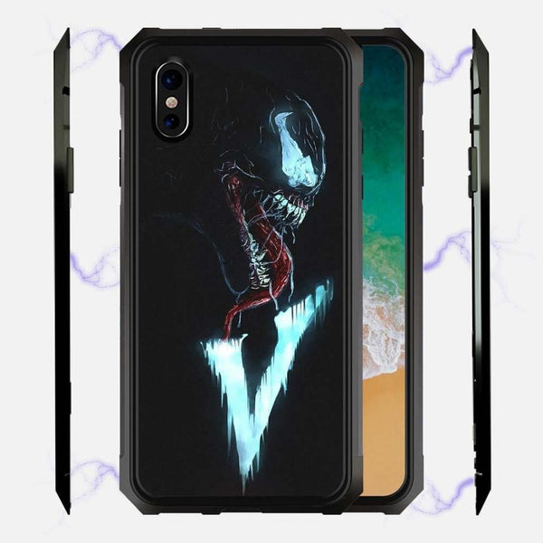 Venom Venom C1 Magnetic Glow Phone Case Bfcm Cell Phone Chargers & Power Hotsale Ip7G Ip7P Phone-Case 2018 $19.99
