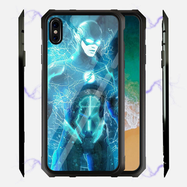 The Flash A1 Magnetic Glow Phone Case