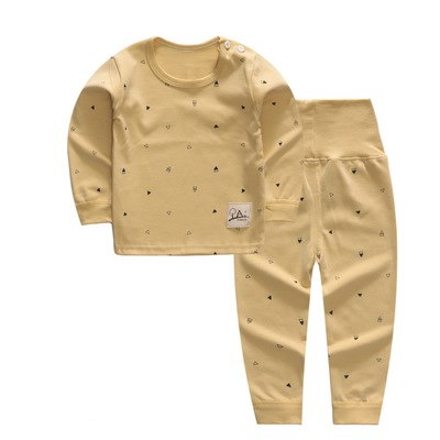 2018 Brand Sports suit boy girl autumn childrens sweatshirts clothing toddler sportswear Underwear Long-sleeved T-shirt Trousers