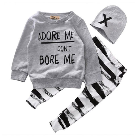 2018 Fashion Baby Boys And Girls Knitted Sweaters Clothes Letter Sweaters Fashion Baby Sweaters Clothes S2