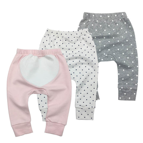 Baby Boy Girl pants Cotton clothes Trousers Kids Wear Autumn Spring Children Clothing Legging thick terry trousers harem pants