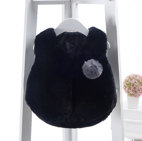 Baby Infant Winter Vest Sleeveless Coat Outerwear Jacket Waistcoat Warm Clothes Oct 12