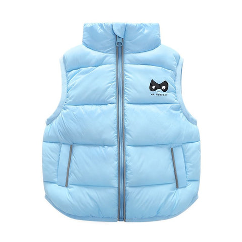 baby girl clothes toddle winter cotton vest clothes bebe girls top toddler fashion infant girls coat kid vest outerwear