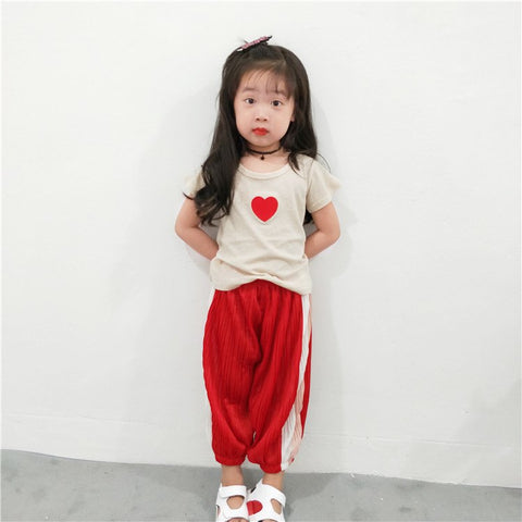 Brand 2017 new Cotton Children's T-shirt Kids Baby girls Clothing Childrens Summer Clothes Cartoon T shirts tops