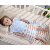 Children Sleeping Bag 45*80cm 6 Layers Muslin Cotton 3 to 6 Years Toddler Baby Sleepers Girls Boys Sleepwear Children's Clothing