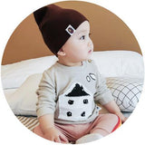 Children's Small Children's Small House T - Shirts,cheap Chinese Clothes, High Quality Boy Shirt,kid Clothes
