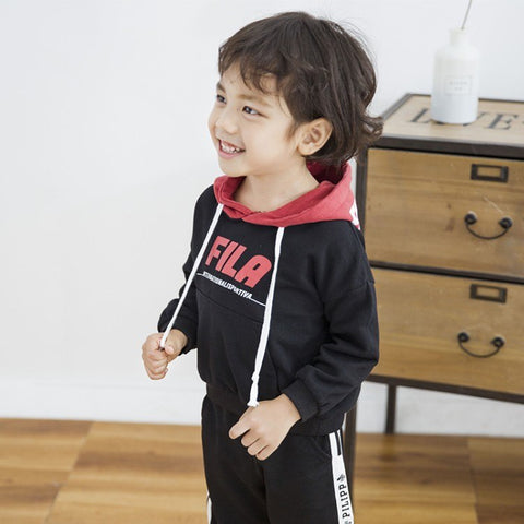 Boys Clothing 2018 New Autumn Winter Warm Baby Clothes Jackets Girls Sleeves Tracksuit Hoodies Boy Sweatshirt For 2-8T