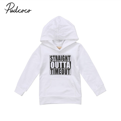 Hot Sale Casual Boys Girls Sweatshirt New Autumn Winter Toddler Baby Boy Girl Hooded Jacket Warm Kids Outdoor Clothes For 0-5Y
