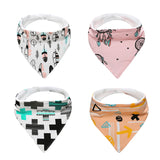 newbron baby stuff Accessories Cotton baby boy girl Scarf Bibs Infant Saliva Towel Thanksgiving/xmas festival gift