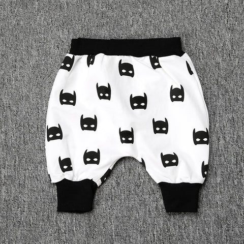 New 2018 Baby Cotton Casual Harem Pants Boys Girls Summer Cute Baby Clothes Infantil Baby Boys Girls Panties CC562-CGR1