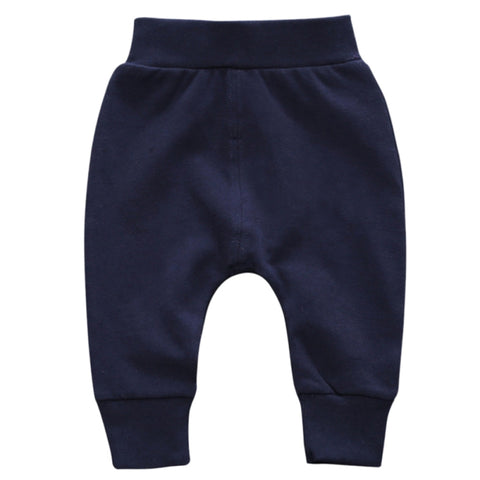 New Arrival Baby Boys Girls Loose and Comfortable Outdoor Kids Trousers Children's 100% Cotton PP pants 3-24M