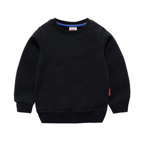 New Brand Quality Baby Boys Girls Roupas Kids Sweatshirts T-shirt Autumn Spring Outerwe Clothes Children's Pullover Tops
