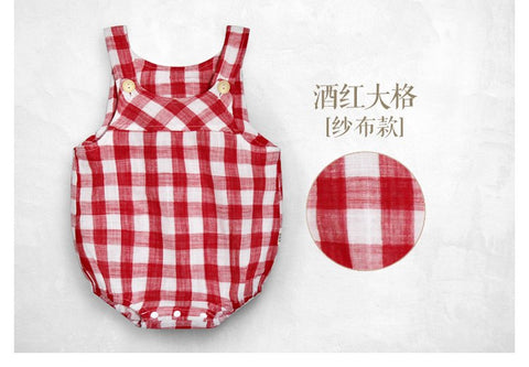 New Design Romper Newborn Baby Cotton Ruffle Romper Girl Summer Style Clothing Photo Props Lattice Thin Cotton Vest Girl Clothes