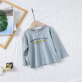 New Hot Sale Kids Girls Sweatshirts Children Clothes Toddler Baby Casual Spring Autumn Boys Costume Long Sleeves Sweater YS256