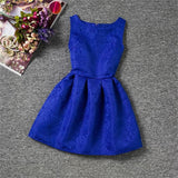 New Summer Brand 2018 Pink Teen Girl Dress Princess Girl Clothes Scho Ceremonies Party Dresses For Teenagers Girls Of 12 Years