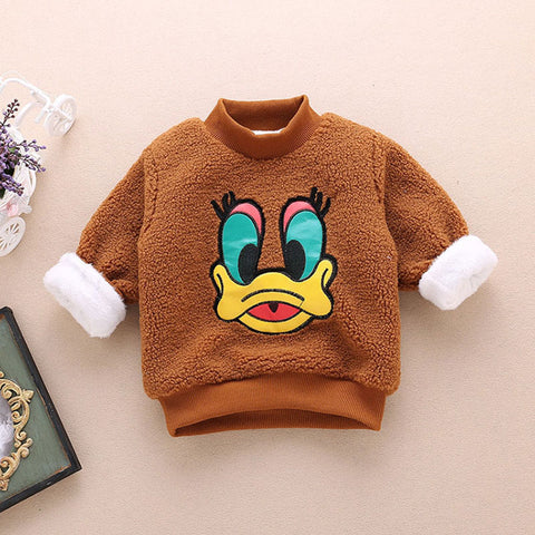 Newborn baby boys clothes sports pullover tops sweatshirts hoodie jacket for spring fall baby boys clothing thick coat hoodies