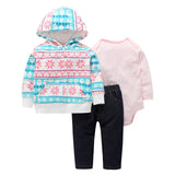 Official Store Rushed 2018 Hot Casual Stripes, Cute Dinosaur Hooded Jacket, Trousers, Kazakhstan, 3 Piece Sets.the Boy Suit