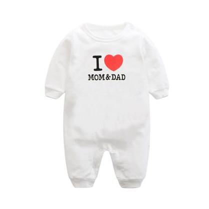 2018 newborn baby girl boy wear pure cotton infant clothing , fashion baby boy clothes kids rompers 100% cotton body
