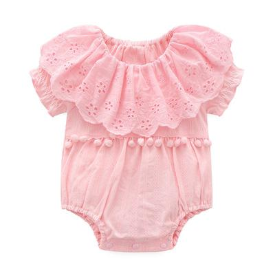 Orangemom official store baby girl bodysuit infant girls soft white body for newborn 1 year birthday  baby costume vestidos