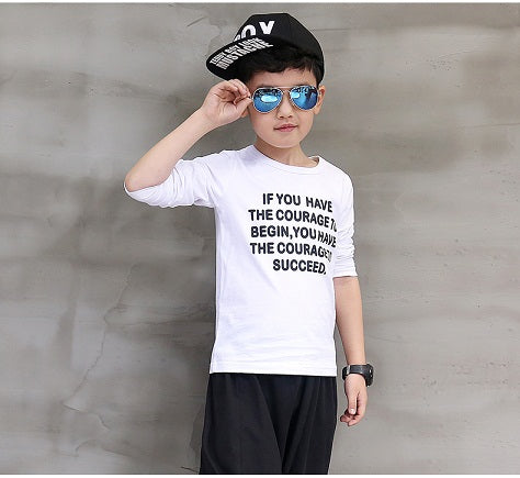 Pioneer Kids 2016 Sale Bobo Choses Boy T Shirt Designs Boys clothing Spring&autumn Children T-shirts Pokemon Go C Printing